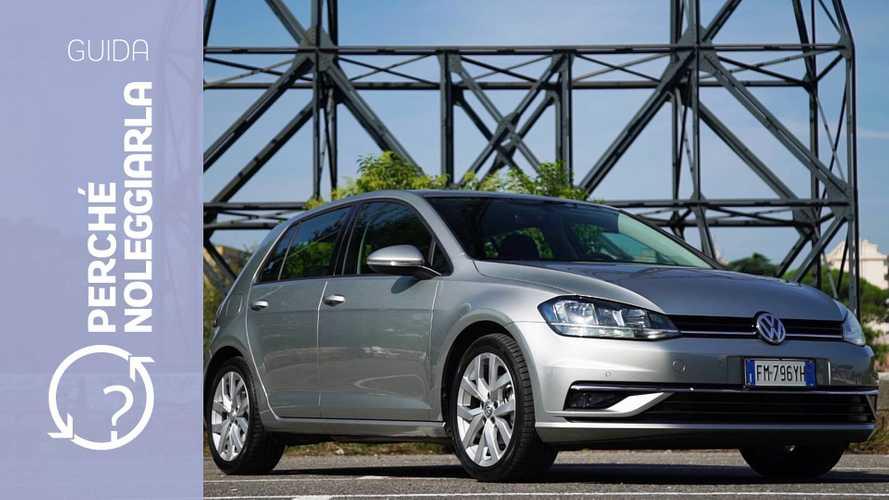 Volkswagen Golf, perché noleggiarla... invece di comprarla