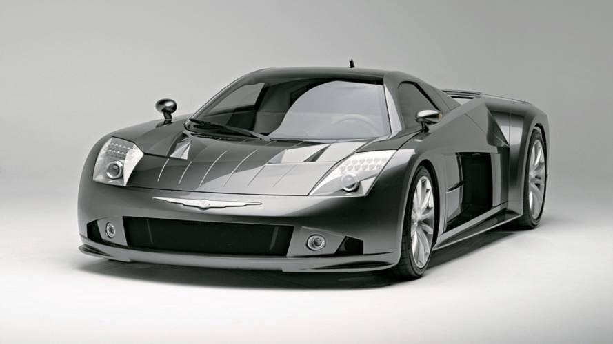 Unuttuğumuz Konseptler: 2004 Chrysler ME Four-Twelve