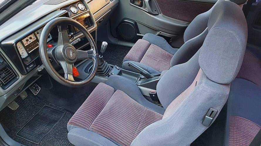 Ford Sierra RS500 Cosworth Wolf, a subasta