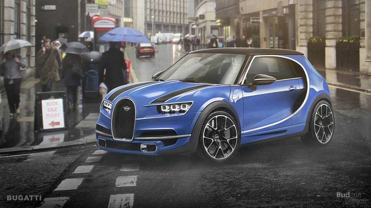 Mini Bugatti
