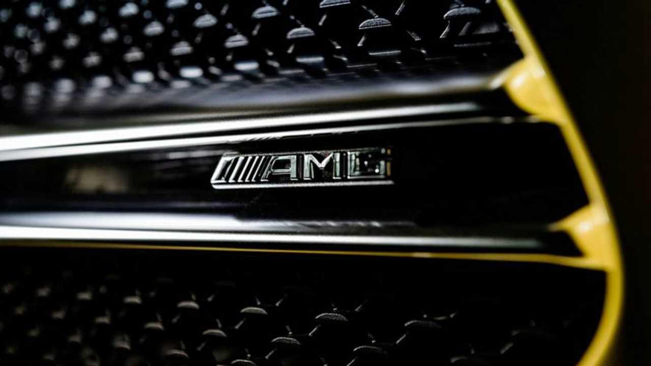 Mercedes-AMG A 35, i teaser