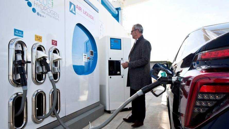 Air Liquide - Deux nouvelles stations à hydrogène ouvrent leurs portes en France
