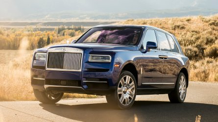 Rolls-Royce Cullinan Black Badge planned with more than 563 bhp?