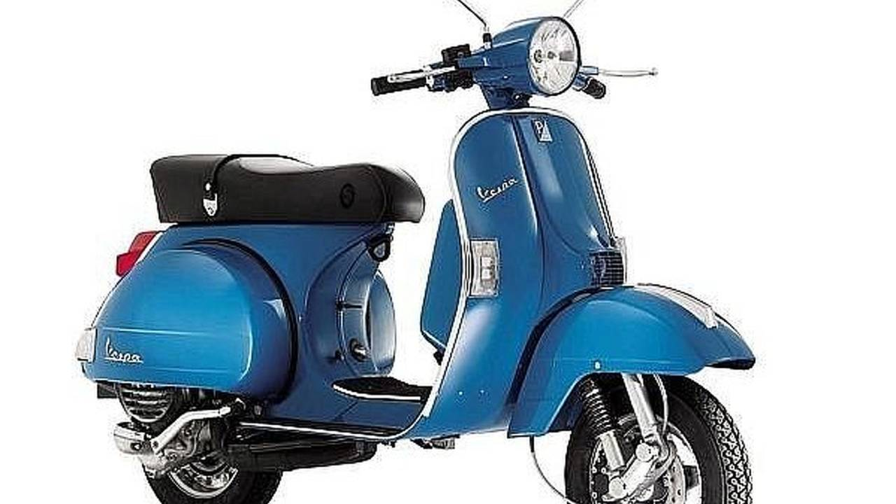 Get excited about this Vespa