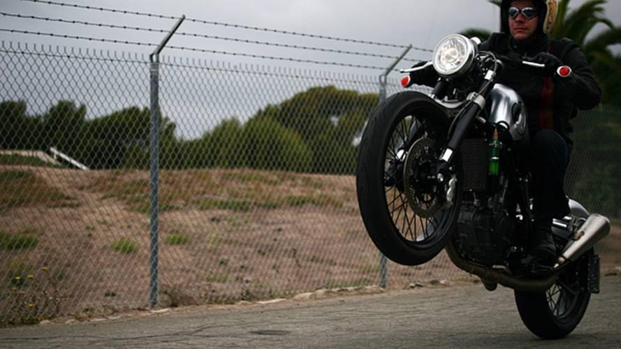 Custom: KTM Bob Racer