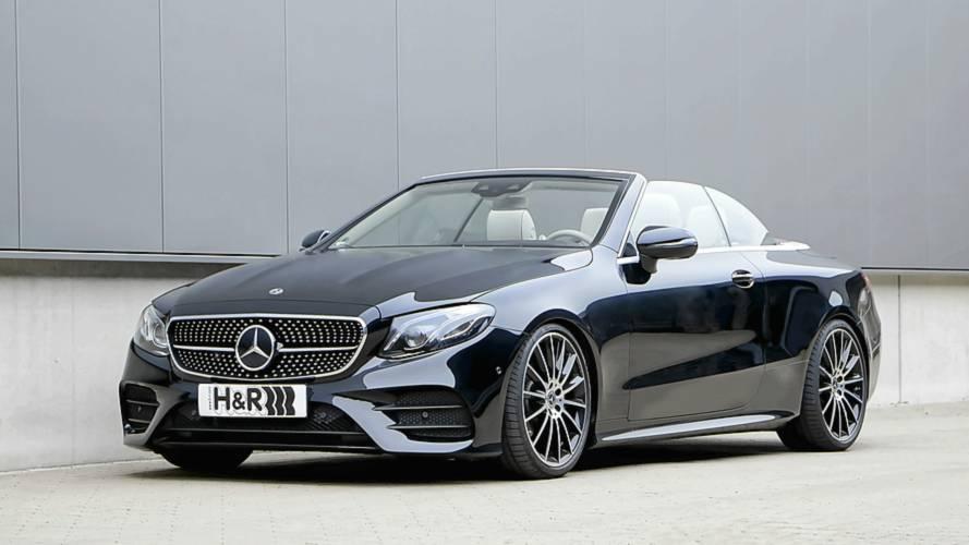 H&R-Gewindefedern für Mercedes E-Klasse Cabrio