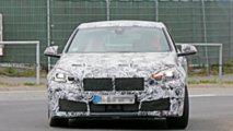 Nuova BMW Serie 1, le foto spia