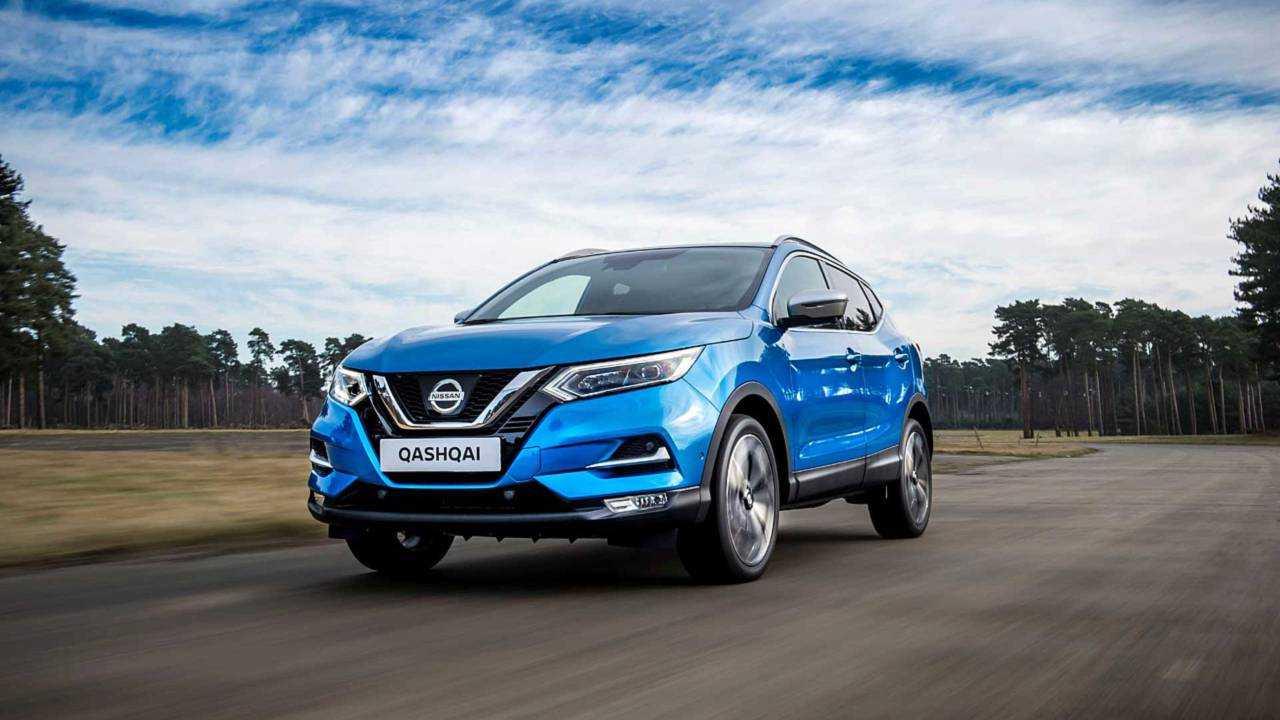 1 - Nissan Qashqai