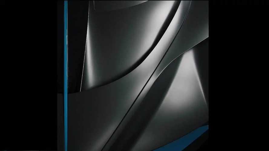 Bugatti Divo teasers