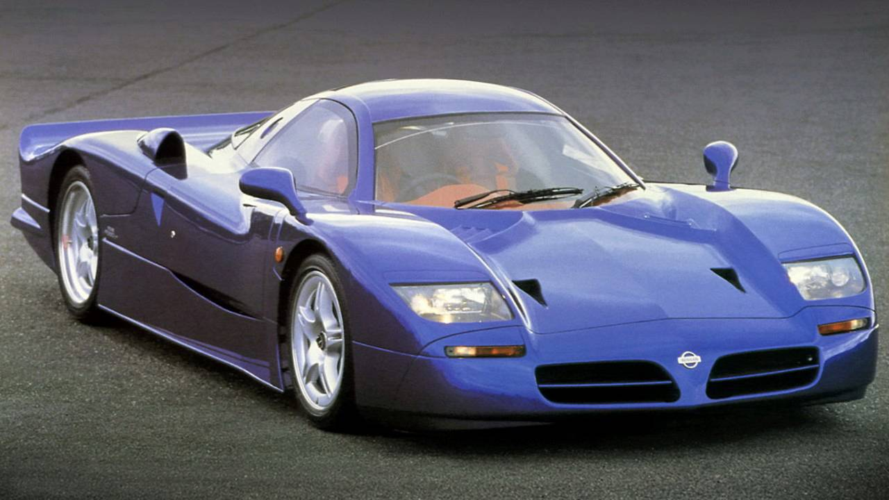 1998 Nissan R390 GT1 road car concept