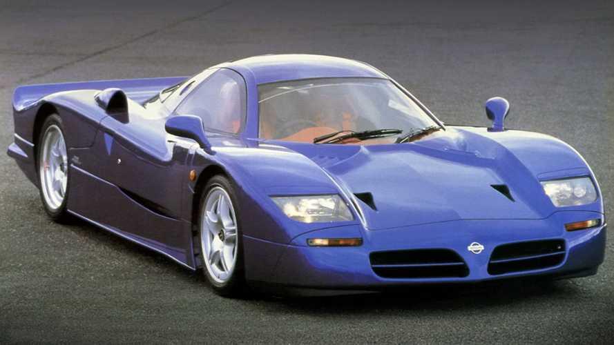 Unuttuğumuz Konseptler: 1998 Nissan R390 GT1