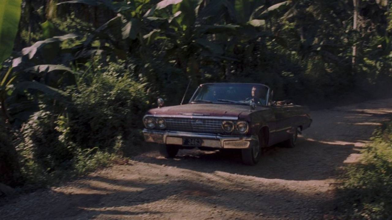 1963 Chevrolet Impala Convertible from Live And Let Die | Motor1 ...