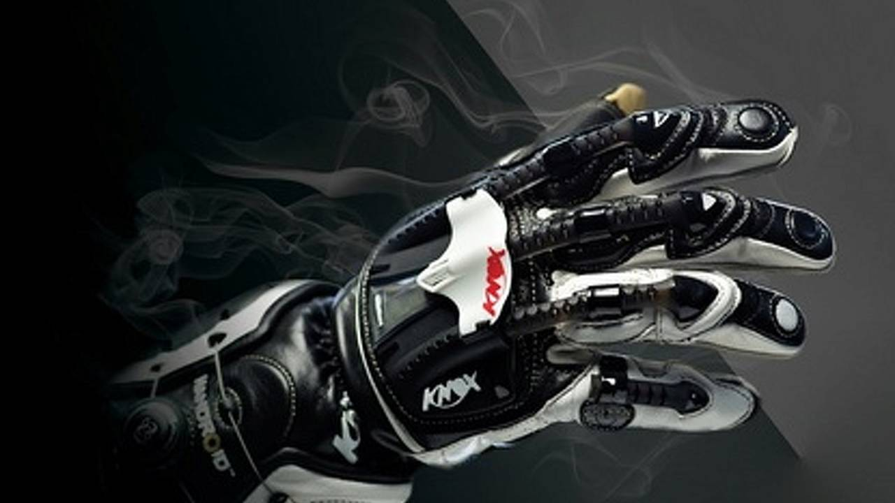 Knox Handroid: the future of gloves is now