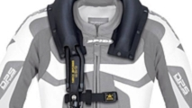 spidi beats alpinestars dainese to market with airbag equipped race suit
