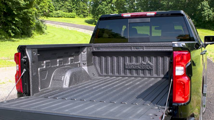 Chevy Boasts About Having Biggest Truck Bed In The Business