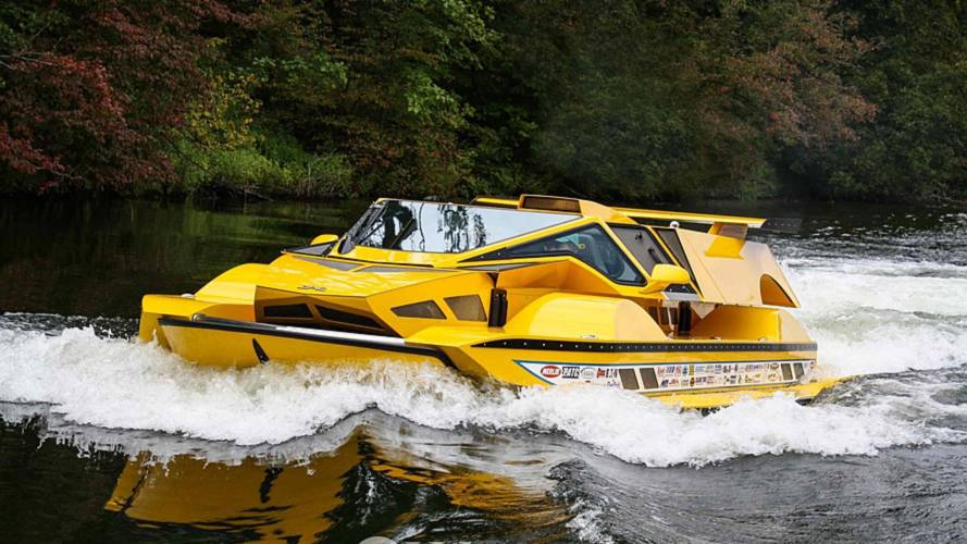 Famous HydroCar Can Be Yours At Auction, But There's A Catch