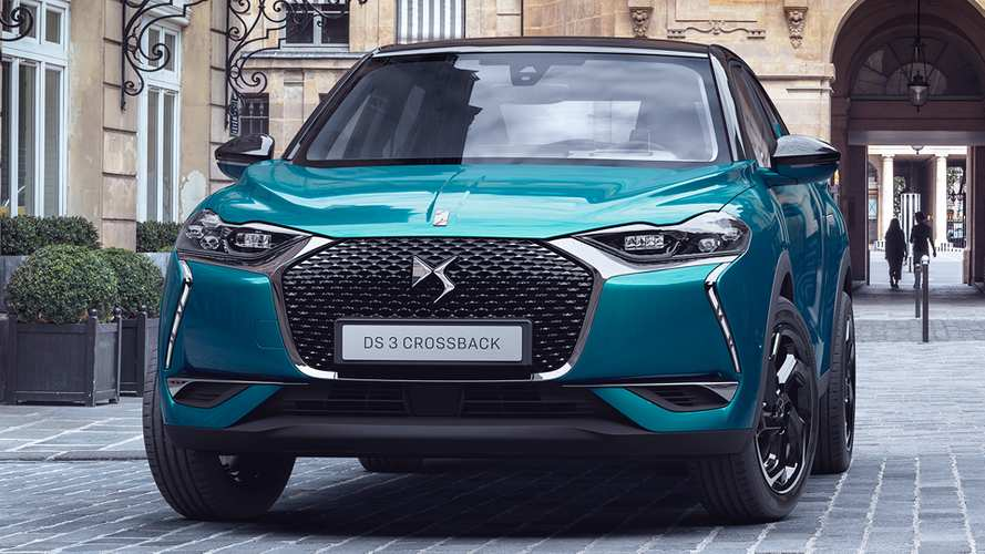 DS 3 Crossback и MINI Countryman