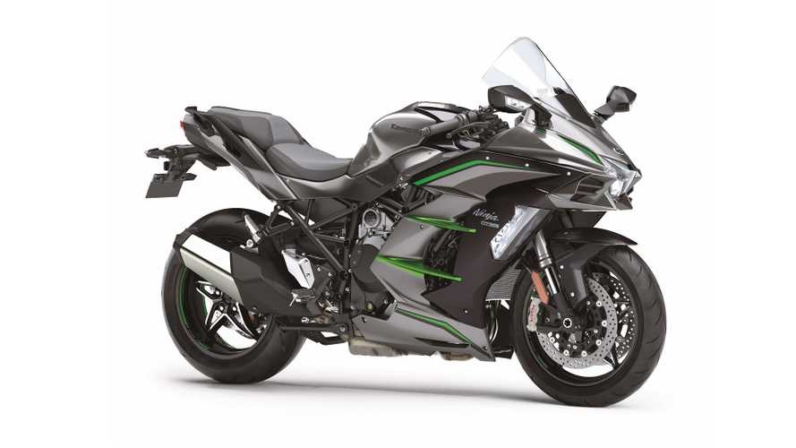 Recall: Transmission Could Lock On The Kawasaki Ninja H2