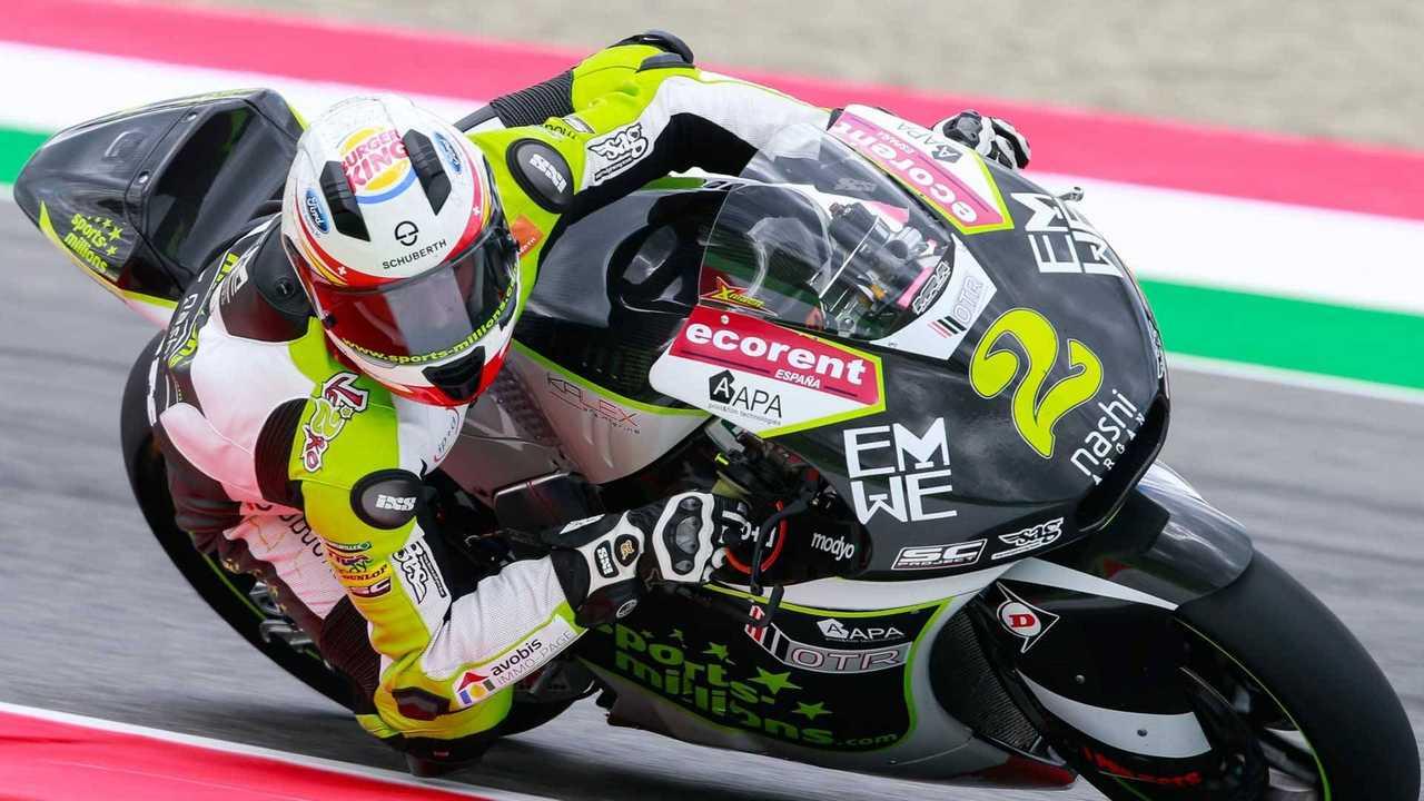 Jesko Raffin Moto2