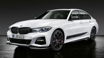 BMW Serie 3 2019, con accesorios M Performance Parts