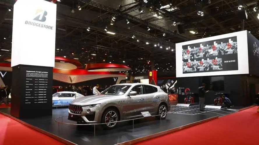Bridgestone al Salone di Parigi 2018