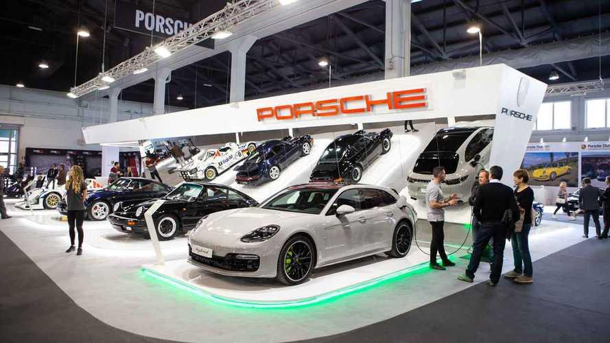 Porsche ad Auto e Moto d'Epoca 2018