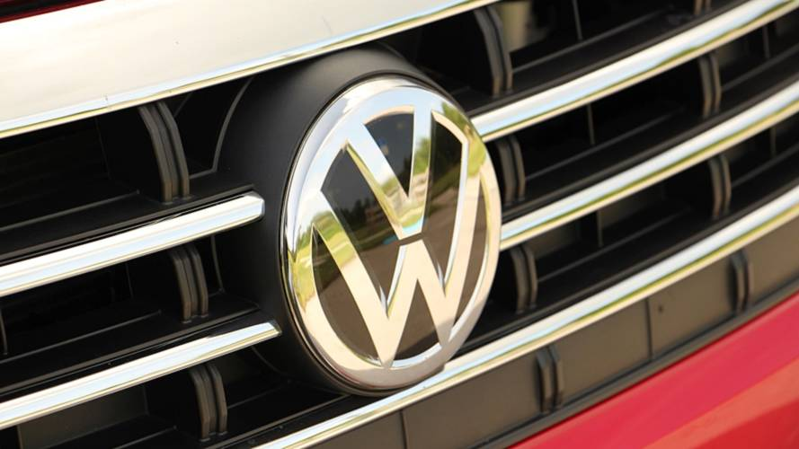 VW Confirms New Logo Debut At Frankfurt Motor Show