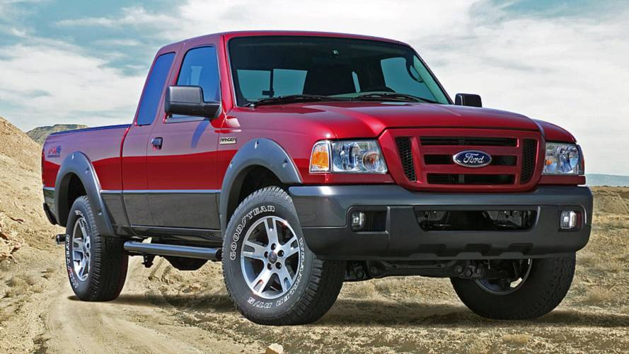 Ford Paying Dealerships $1,000 To Find And Fix Recalled Rangers