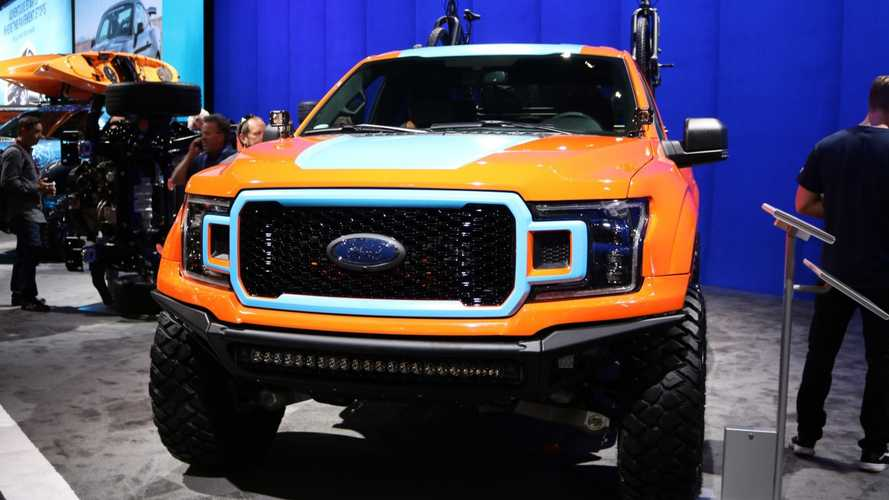 Ford Trucks Live From SEMA