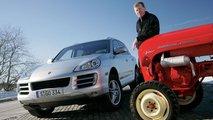 Porsche Diesel-Aus