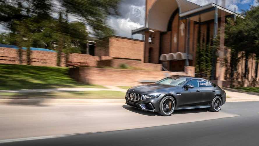 Mercedes-AMG GT 63 S Coupé 4 Puertas 2018, primera prueba