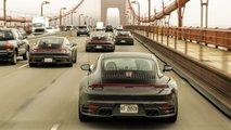 2019 Porsche 911 teasers