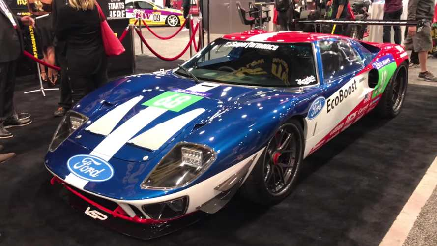 Owner Wants Ford GT Future Forty To Hit 215 MPH