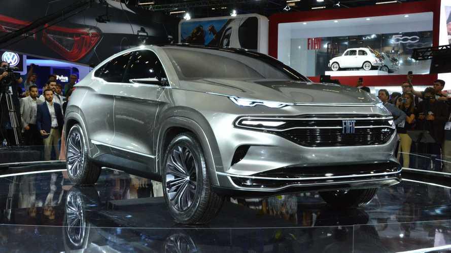 CEO da FCA confirma SUV nacional da Fiat para 2021