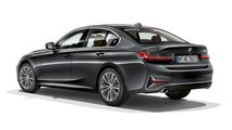 Nuova BMW Serie 3 Luxury Line