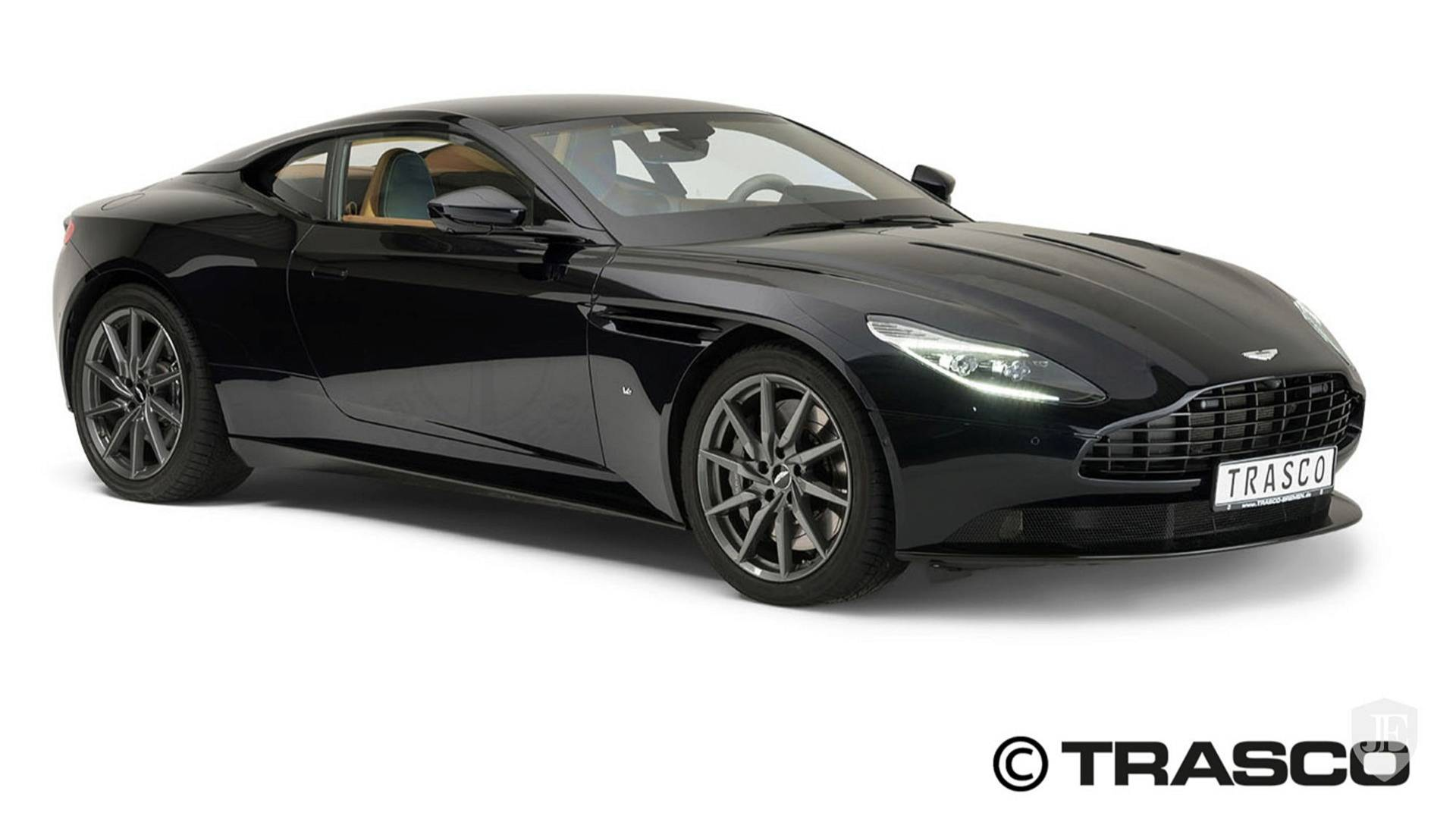 This Aston Martin DB11 Might Be The Most Beautiful Armored Car Ever
