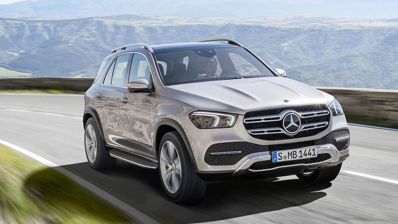 mercedes benz 2019 gle 2019 Mercedes Benz GLE Class | Motor1.Photos mercedes benz 2019 gle