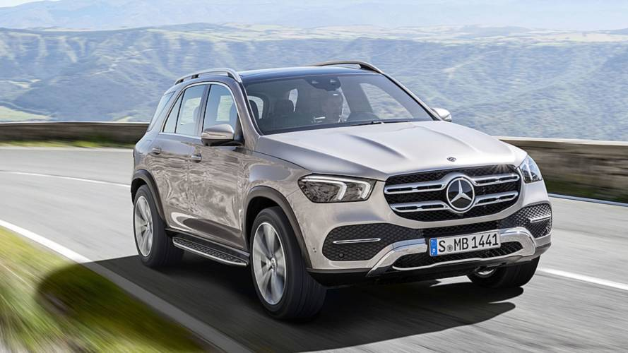 Mercedes-Benz GLE goes on sale with £55,685 starting price