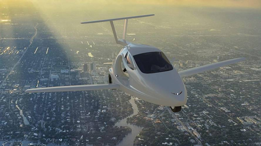 Flying Car Manufacturer Samson Sky Is Off To A Great Start