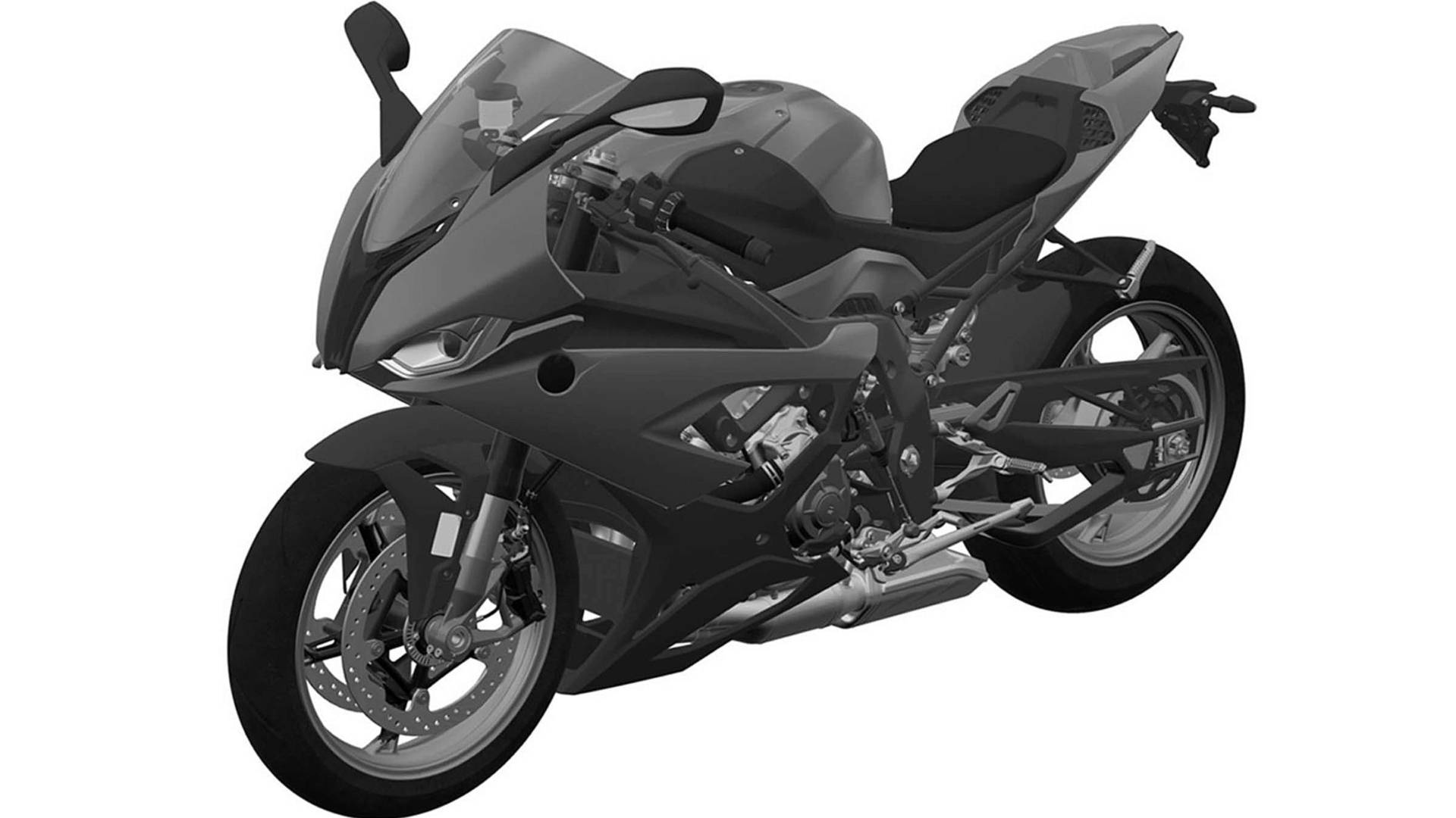 A First Peek At The New Bmw S 1000 Rr
