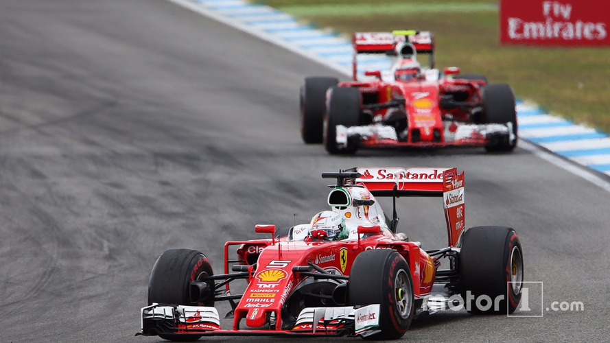 "Vettel: Ferrari ""knows what to do"" to turn season around"