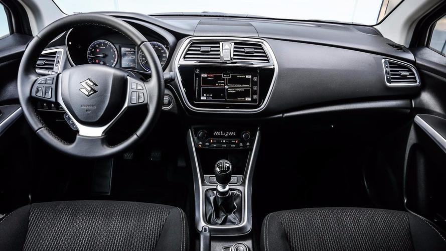 Suzuki S-Cross SX4 2017