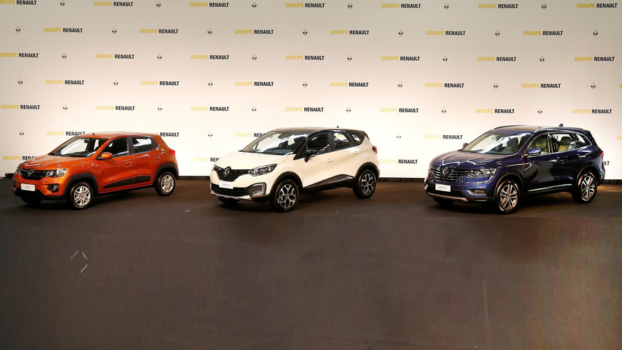 Année 2017 record pour le Groupe Renault