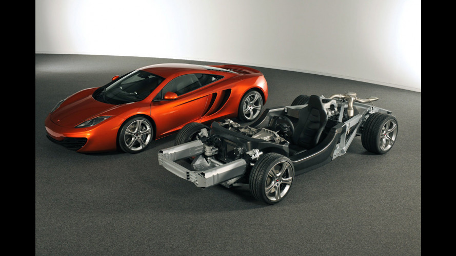 McLaren MP4-12C in diretta su OmniAuto.it