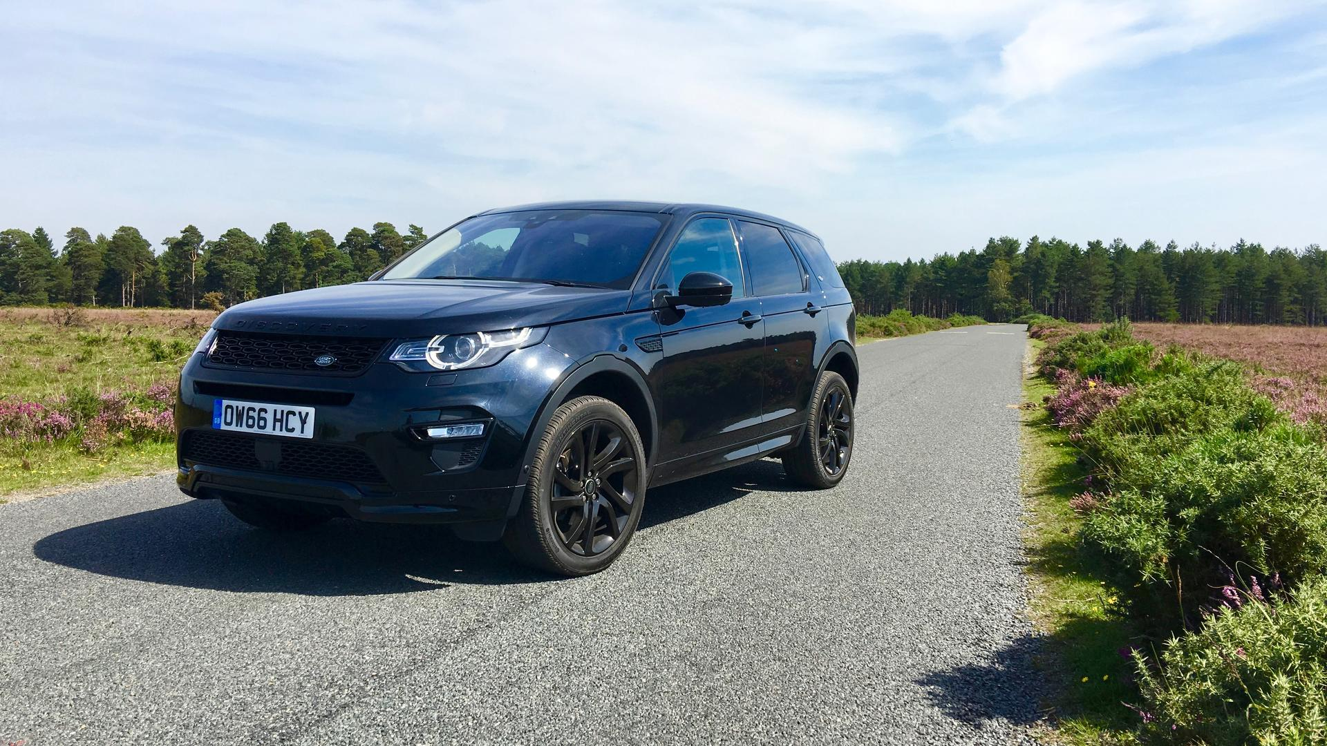 2016 Land Rover Discovery Sport Review Posh Midi Seven Seater