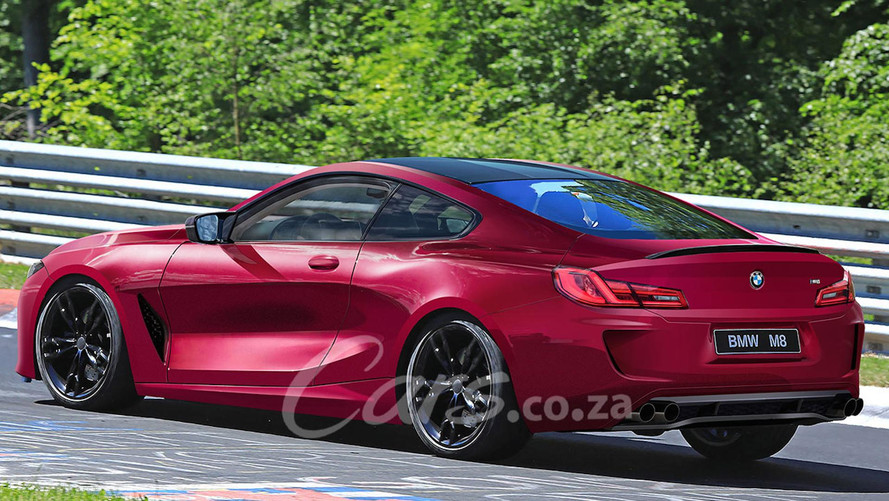 Bmw M8 Rendering Looks Sharp Ready For Production