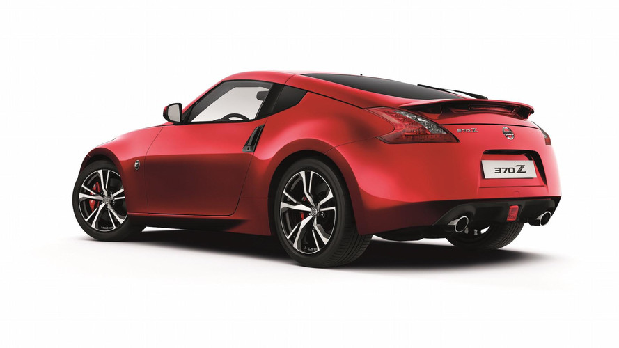 Nissan 370Z Gets A Minor Update For 2018