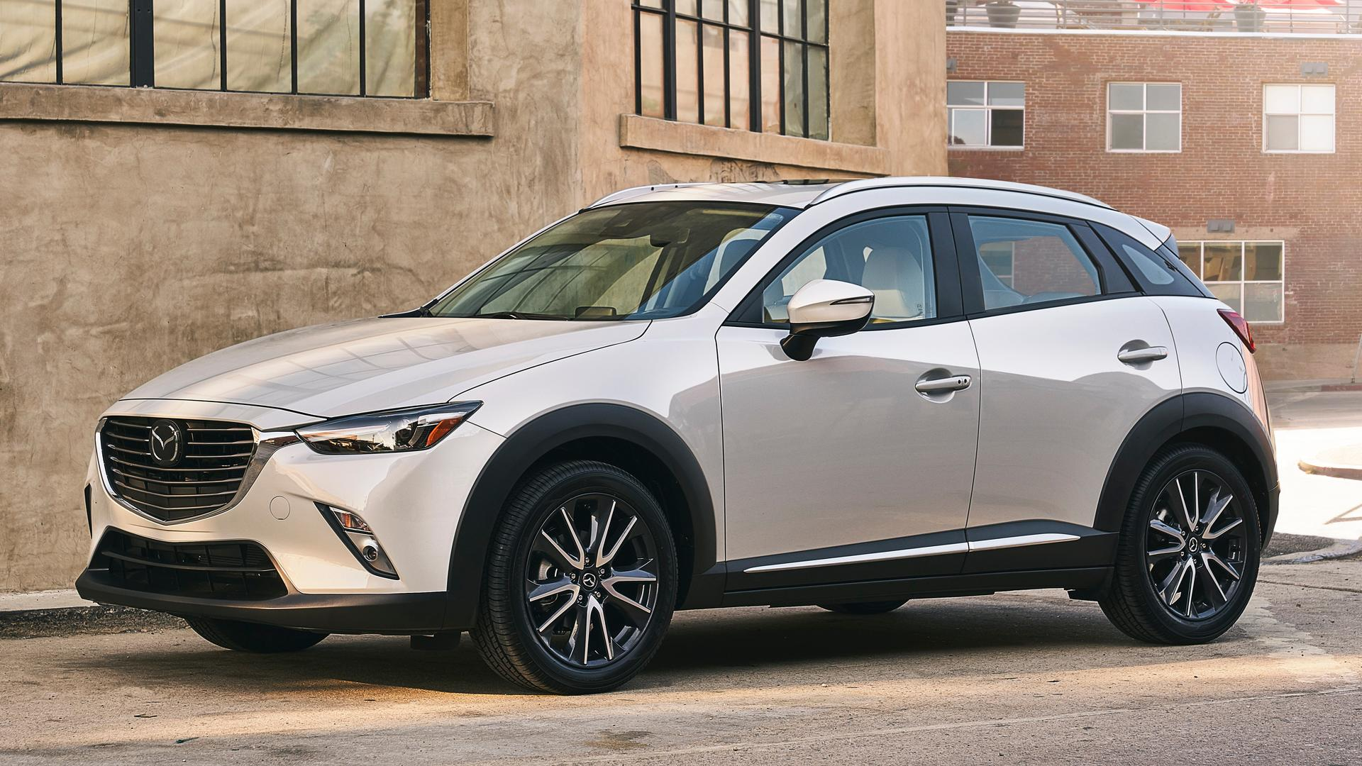 2018 Mazda Cx 3 Gets Updated Chassis Safety And Technology