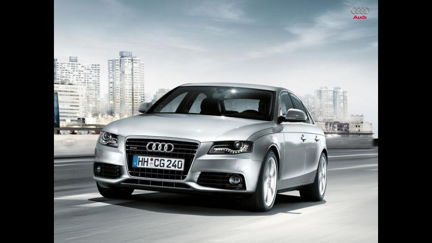 La nuova Audi A4