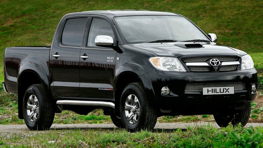 Brits get Limited Edition Toyota Hilux Invincible with More Power